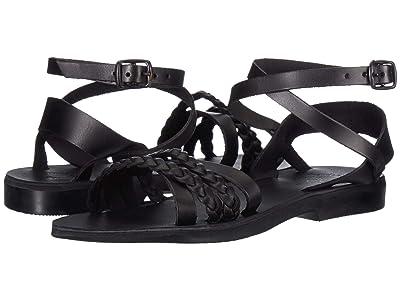Jerusalem Sandals Asa (Black) Women