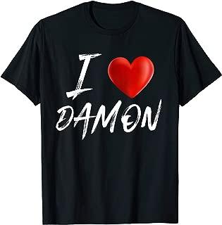 Best damon t shirt Reviews
