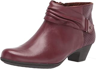 Rockport Rockport Women's Brynn Rouched Boot womens Ankle Boot