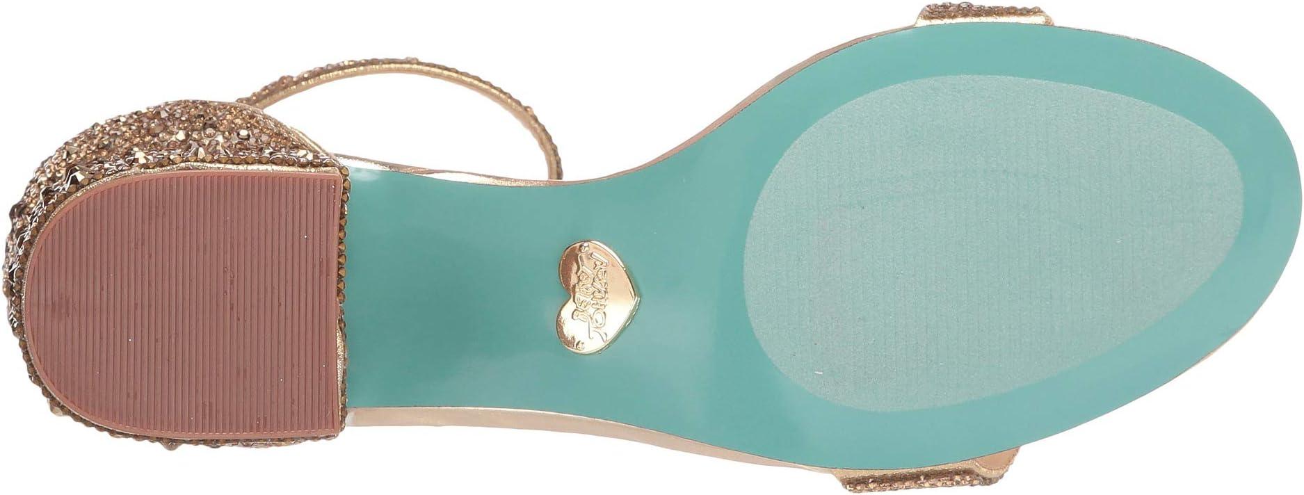 Blue by Betsey Johnson Mari Heeled Sandal