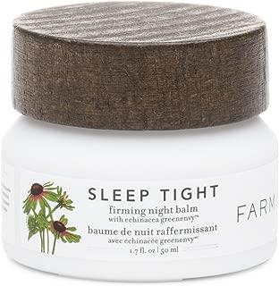 Farmacy Sleep Tight Firming Night Balm - Moisturizing & Renewing Face Oil 1.7 oz