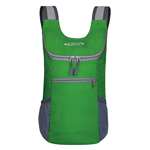 G4Free Unisex Ultra Lightweight Small Foldable Backpack Packable Rucksack  for Travelling 632068a77aae1
