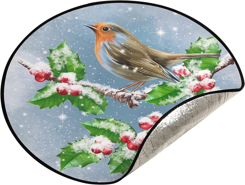 Free Shipping Cheap Bargain Gift J JOYSAY Free shipping anywhere in the nation Christmas Winter Bird Happy Tree Halloween St