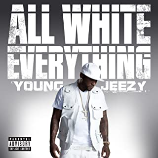 all white everything song