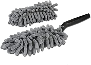 Microfiber Wholesale Mini Duster, Extra Cover Included, Machine Washable, Perfect Replacement for Disposable Dusters