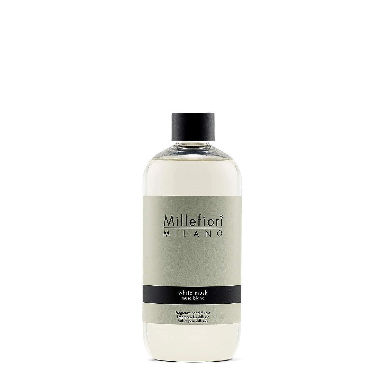 Millefiori Natural 限定特価 Fragrance Diffuser Refill Muschi White Musk 新作販売 -