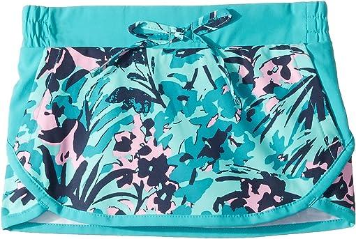 Geyser Tropical Floral Print/Geyser