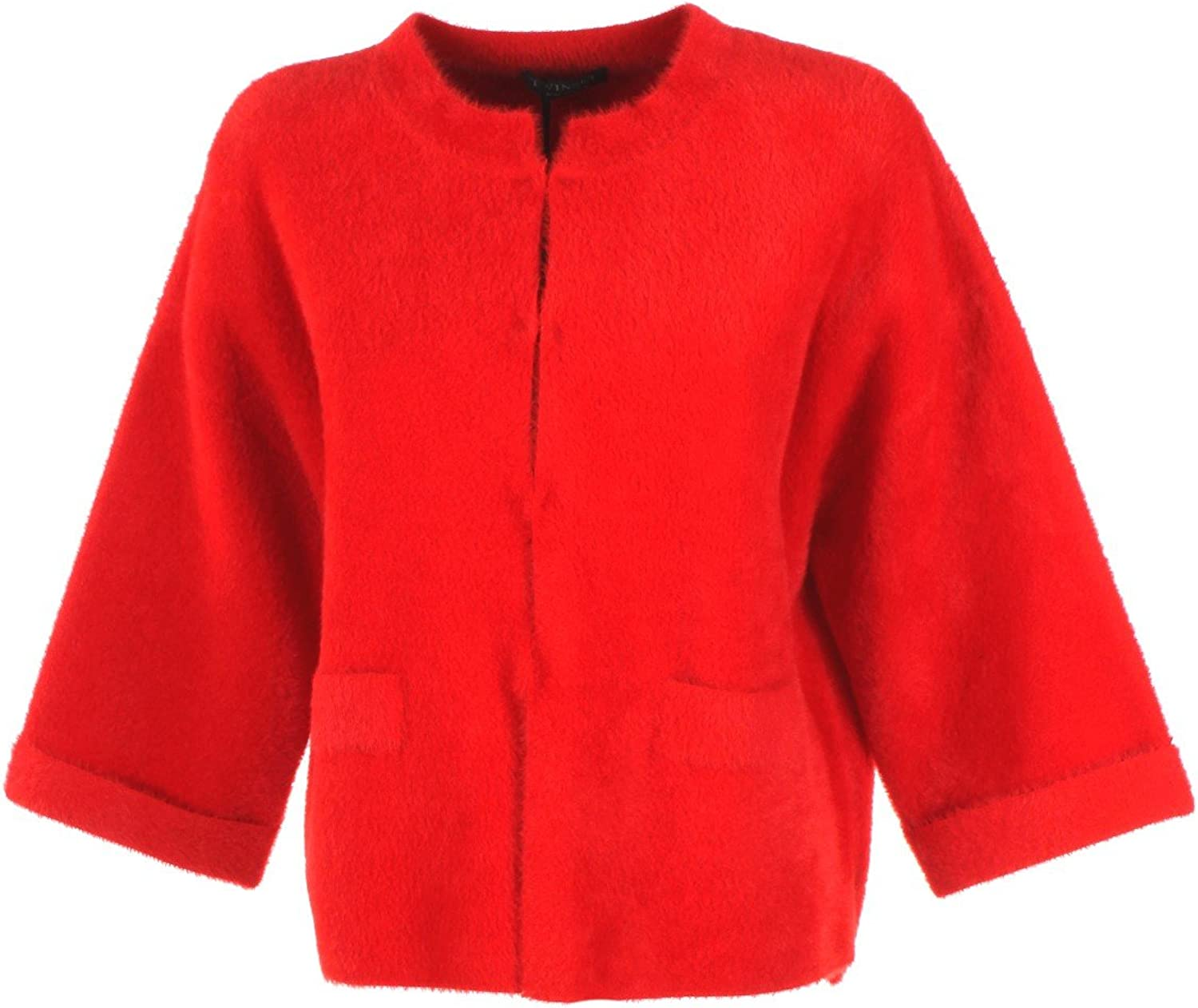 Twinset Milano Giacca Donna Twin-Set XS Rosso Ta73gc Autunno Inverno