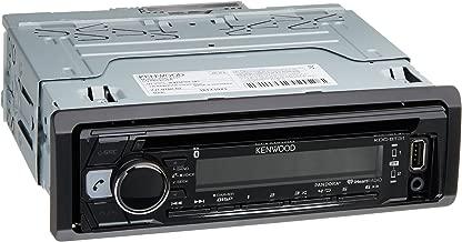 Kenwood KDC-BT31 1-DIN Bluetooth Car Stereo Receiver