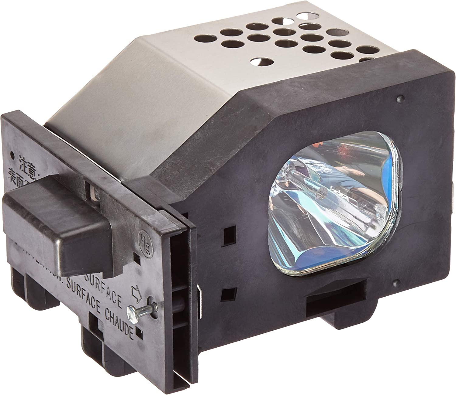 100% BRAND NEW OEM EQUIVALENT TY-LA1000 PROJECTOR / TV LAMP WITH HOUSING FOR Panasonic PT43LC14 / PT43LCX64 / PT43LCX65 / PT50LC13 / PT50LC13-K / PT50LC14 / PT50LCX63 / PT50LCX64 / PT52LCX15 / PT52LCX15B / PT52LCX65 / PT60LC13 / PT60LC14 / PT60LCX63 / PT6