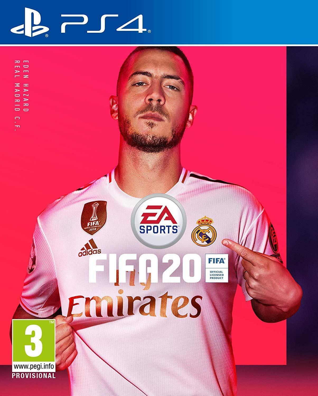 FIFA 20 - Edición Estándar (PS4): Amazon.es: Videojuegos
