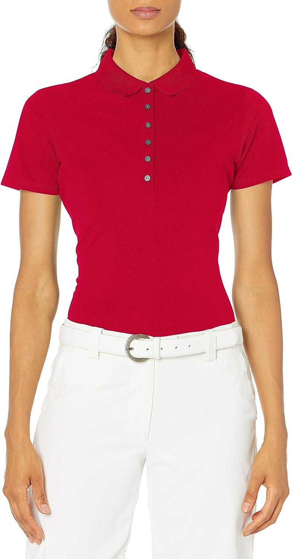 Branded goods Jack Nicklaus Women's Micro Polo Shirt Golf Ottoman Popular overseas
