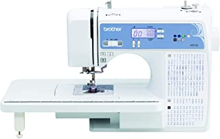 Brother Sewing and Quilting Machine, Computerized, 165 Built-in Stitches, LCD Display, Wide Table, 8 Included Presser Feet...