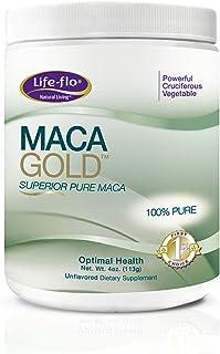 Life-Flo Maca Gold   Powder   Unflavored   4oz