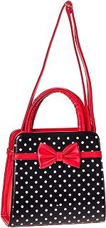 Best black white and red handbag Reviews