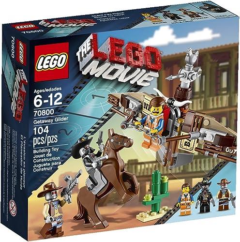 precios mas bajos LEGO The Movie Getaway Glider Niño niña niña niña 104pieza(s) Juego de construcción - Juegos de construcción, 6 año(s), 104 Pieza(s), Niño niña, 12 año(s)  artículos de promoción