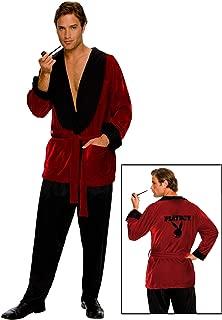 hugh hefner robe costume