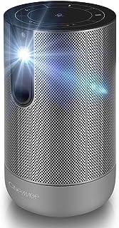 小型 プロジェクター【 CINEMAGE シネマージュ 】モバイルプロジェクター 【1080P フルHD / 大画面 300インチ / オートフォーカス機能 / 4K 対応 】(日本国内ブランド 安心サポート 日本語説明書 メーカー1年保証) ...