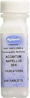 Hyland s Aconitum Napellus 30X 250 Tablets