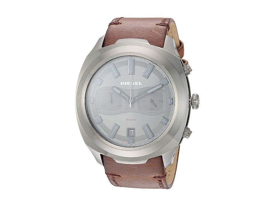 Diesel Tumbler - DZ4491 (Brown) Watches