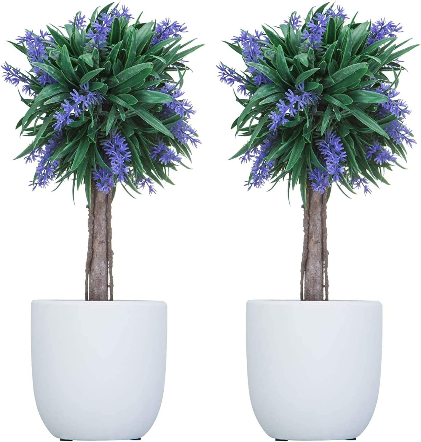 Decorative New York Mall Lavender Plants Artificial - Limited time sale Ba Fake Flowers