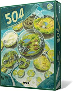 Asmodee - 504 Friedemann Friese (Edge Entertainment EDG2F04