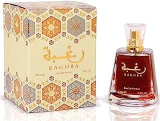 Raghba by Arabic Perfume for Men & Women - Eau de Parfum, 100ml
