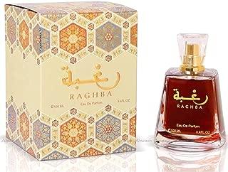 Lattafa Raghba -  Arabic Unisex Perfume - Eau de Parfum, 100ml