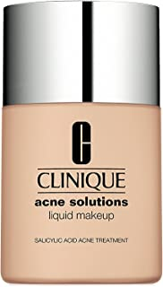 New! Clinique Acne Solutions Liquid Makeup, 1 oz / 30 ml, 03 Fresh Neutral (MF-N)