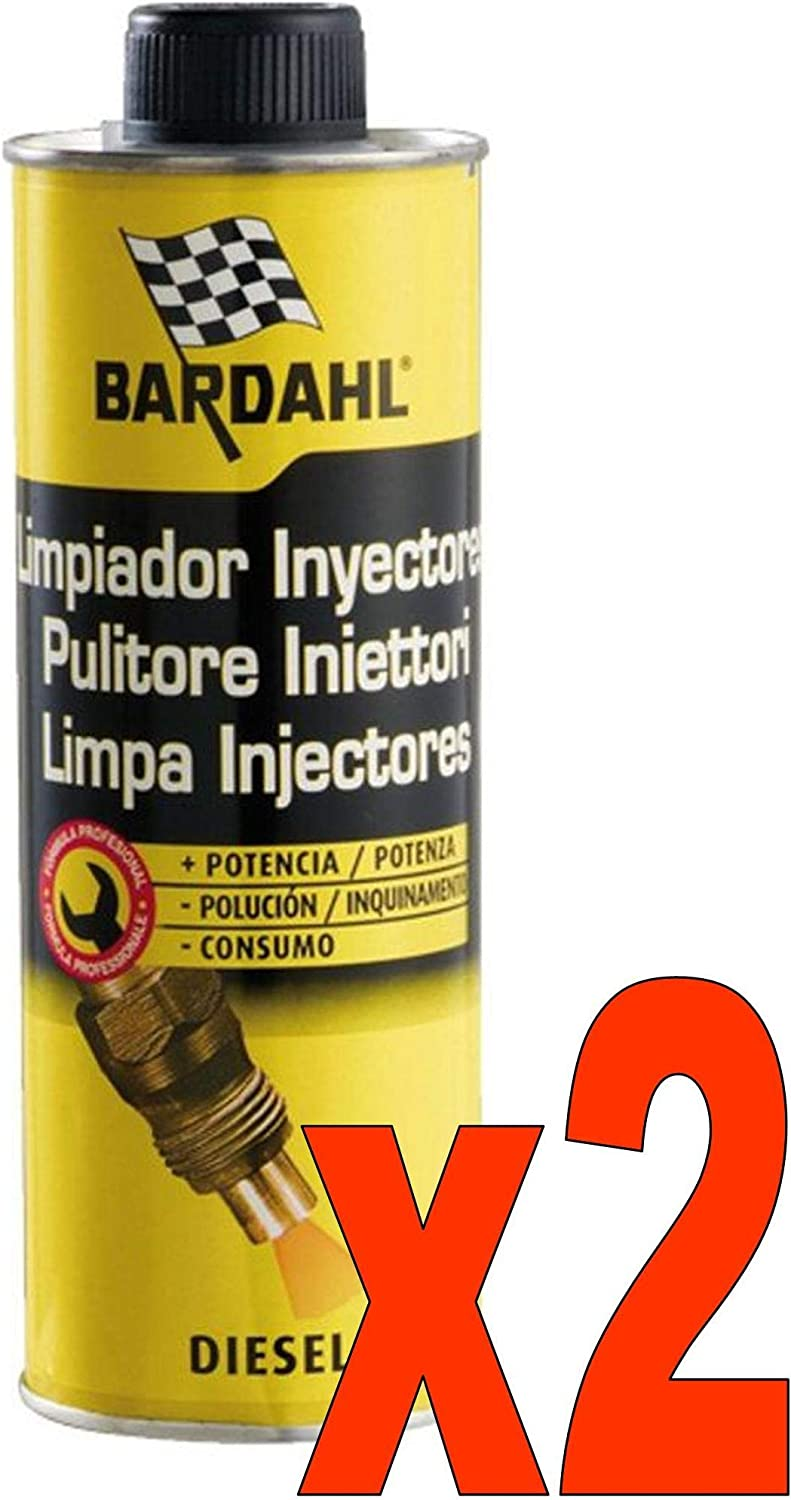 Bardahl Diesel Injector Cleaner Additive Injector Diesel Cleaner 500 Ml Auto