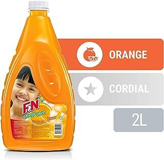 F&N Orange Syrup Cordial, 2L