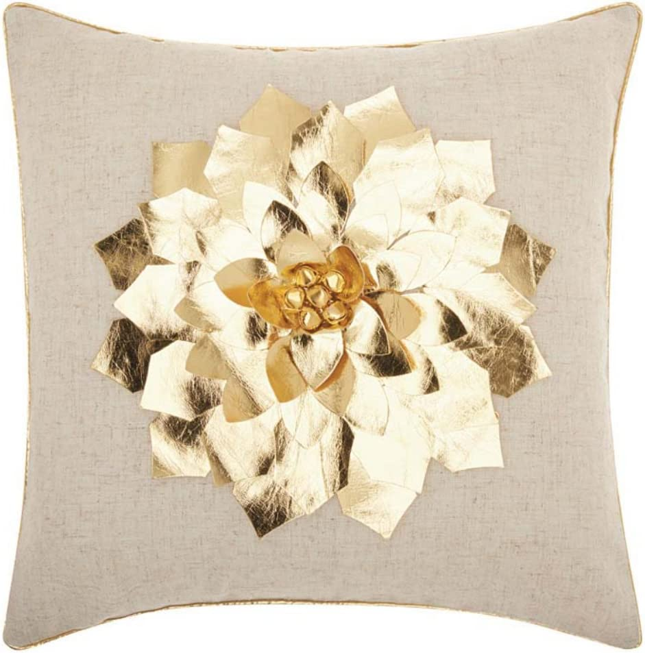 Nourison Mina Victory L1441 Home The Holiday Ranking Super beauty product restock quality top! TOP12 Thro for Poinsettia