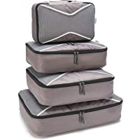 4-Pack Allfourior Travel Packing Cubes (several colors)