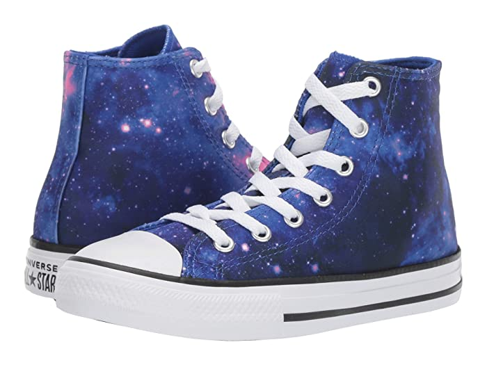 6dce201045 Chuck Taylor® All-Star® Miss Galaxy Print - Hi (Little Kid/Big Kid)