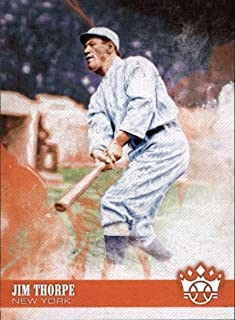 jim thorpe baseball card