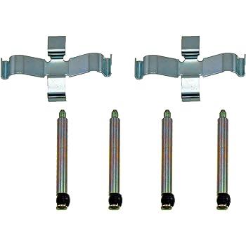Disc Brake Hardware Kit Front,Rear Dorman HW5898