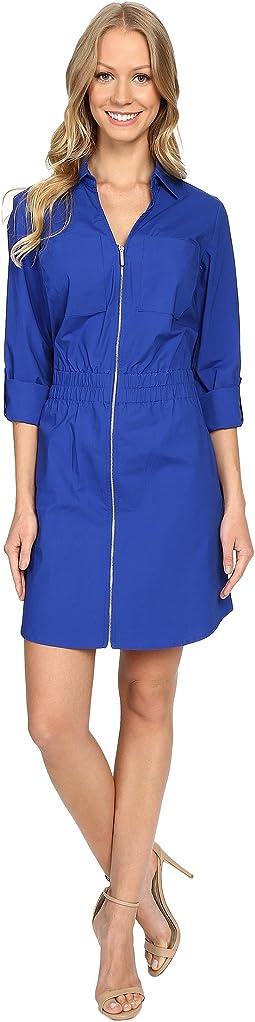 Zip Dring Dress