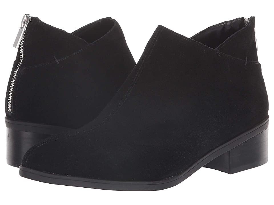 Bella-Vita Haven (Black Suede Leather) Women