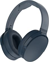 Skullcandy Hesh 3 Bluetooth Wireless Over-Ear Headphones with Microphone, Rapid Charge 22-Hour Battery, Foldable, Memory Foam Ear Cushions for Comfortable All-Day Fit, Blue