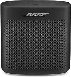 Bose SoundLink Colour Bluetooth Speaker II, Soft Black