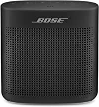 Bose® SoundLink Color II - Altavoz Bluetooth, Negro