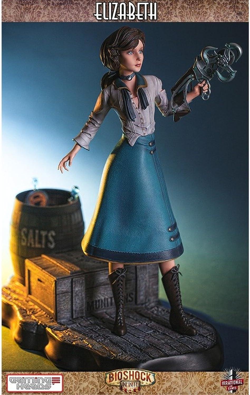 Gaming Heads Bioshock Infinite 1 4 Statue  Elizabeth