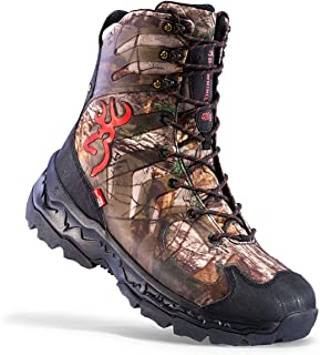 Mens Buck Shadow 8in Big Game Boots -