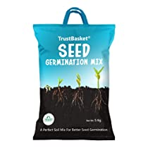 TrustBasket Seed Germination Mix – 5 KG