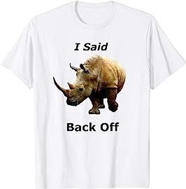 Funny Rhino T-Shirt