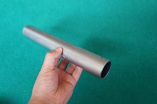 1pc Titanium Grade 5 Gr.5 Tube OD 20mm x 16mm ID Wall 2mm,Length 500mm  GY
