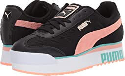 Puma Black/Bright Peach/Blue Turquoise