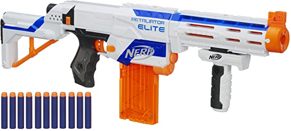 Nerf N-Strike Elite Retaliator Blaster Gun