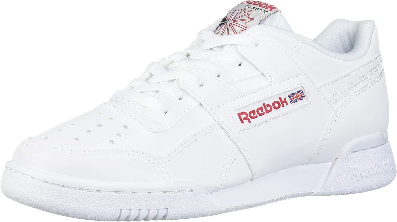 Reebok Unisex-Adult Workout Plus Sneaker