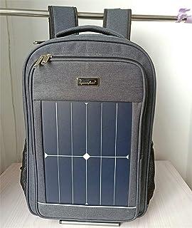 Mochilas Tipo casualEstudiantes de la Escuela Media Bolsa de Hombro Bolsa, energía Solar